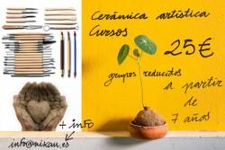 Curso de cerámica artística...